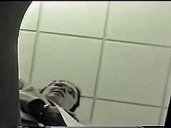 Skrivena kamera najlonke ured suradnika 5