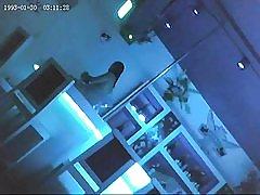 Ping pong šou pataya špijun kamera prostorijama pusy