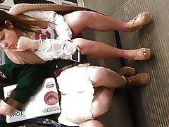 Postaja podzemne željeznice noge