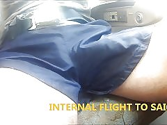 23 horny penis se trener pojačalo; avion od sjajne plastike gaćice