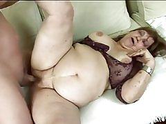 Fat baka dobiva jebeno